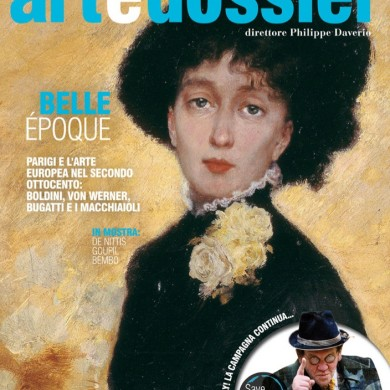 Arte e dossier - Digital publishing per iPad Arte Dossier N° 289-290-291-292-293-294-295-296 - (2012/2013)